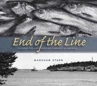 Cover for End of the Line by Markham Starr