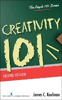 Cover for Creativity 101 by James C. Kaufman