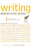 Cover for Writing (American Theatre Wing) by Robert Emmet Long