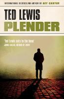 Cover for Plender by Ted Lewis