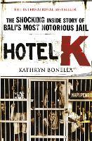 Cover for Hotel K  by Kathryn Bonella
