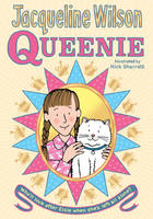 Cover for Queenie by Jacqueli Wilson
