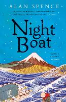 Cover for Night Boat by Alan Spence