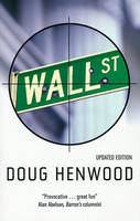 Cover for Wall Street  by Doug Henwood
