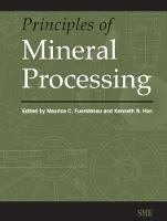 Cover for Principles of Mineral Processing by Maurice C. Fuerstenau