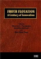 Cover for Froth Flotation  by Maurice C. Fuerstenau