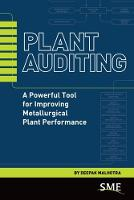 Cover for Plant Auditing  by Deepak Malhotra