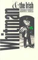 Cover for Whitman and the Irish by Joann P. Krieg
