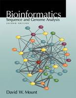 Cover for Bioinformatics  by David W. Mount