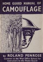 Cover for Home Guard Manual of Camouflage by Roland Penrose