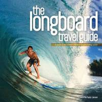 Cover for Longboard Travel Guide  by Sam Bleakley