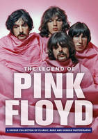 Cover for The Legend of Pink Floyd by Marie Clayton