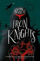 Cover for Iron Knights by Robin Bennett