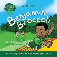 Cover for Benjamin Broccoli by Sam Bourne, Sam Bourne