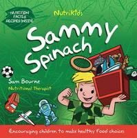Cover for Sammy Spinach by Sam Bourne, Sam Bourne