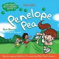 Cover for Penelope Pea by Sam Bourne, Sam Bourne, Sam Bourne