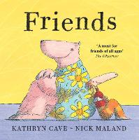 Cover for Friends by Kathryn Cave