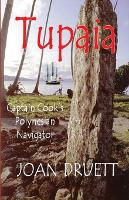 Cover for Tupaia  by Joan Druett