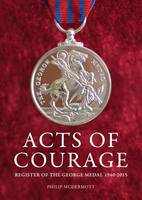 Cover for Acts of Courage  by Philip McDermott