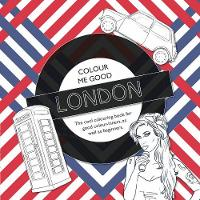 Cover for Colour Me Good London, 2nd Edition by Mel Elliott