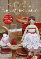 Cover for Mandy Shaw's Red & White Christmas  by Mandy Shaw