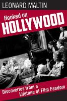 Cover for Hooked on Hollywood  by Leonard Maltin