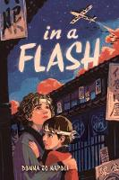 Cover for In a Flash by Donna Jo Napoli