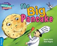 Cover for The Big Pancake Blue Band by Susan Gates