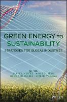 Cover for Green Energy to Sustainability: Strategies for Global Industries by Alain A. Vertes