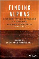 Cover for Finding Alphas  by Igor Tulchinsky