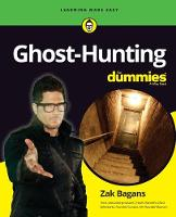 Cover for Ghost-Hunting For Dummies by Zak Bagans