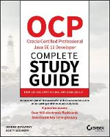 Cover for OCP Oracle Certified Professional Java SE 11 Developer Complete Study Guide  by Jeanne Boyarsky, Scott Selikoff