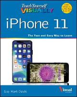 Cover for Teach Yourself VISUALLY iPhone 11, 11Pro, and 11 Pro Max by Guy Hart-Davis