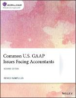 Cover for Common U.S. GAAP Issues Facing Accountants by Renee Rampulla