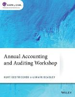 Cover for Annual Accounting and Auditing Workshop by Kurt Oestriecher, Mark Beasley