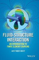Cover for Fluid-Structure Interaction  by Jean-Francois Sigrist
