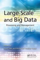 Cover for Large Scale and Big Data  by Sherif Sakr