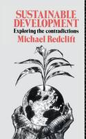 Cover for Sustainable Development  by Michael Redclift
