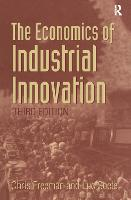 Cover for Economics of Industrial Innovation by Chris Freeman