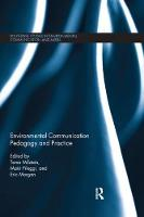 Cover for Environmental Communication Pedagogy and Practice by Tema Milstein