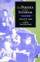Cover for The Politics of the Textbook by Michael Apple