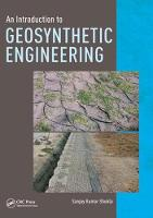 Cover for An Introduction to Geosynthetic Engineering by Sanjay Kumar Shukla