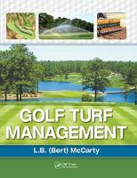 Cover for Golf Turf Management by Lambert McCarty