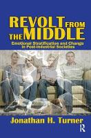 Cover for Revolt from the Middle  by Jonathan H. Turner