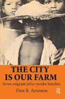 Cover for The City is Our Farm by Matthew Holden