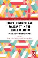Cover for Competitiveness and Solidarity in the European Union  by Paolo Chiocchetti