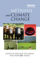 Cover for Methane and Climate Change by Dave Reay