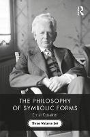 Cover for The Philosophy of Symbolic Forms  by Ernst Cassirer