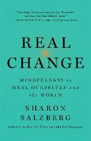 Cover for Real Change  by Sharon Salzberg