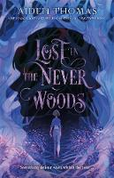 Cover for Lost in the Never Woods by Aiden Thomas
